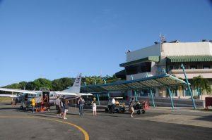 Vieques airport, Puerto Rico