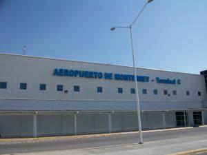 Terminal C del Aeropuerto de Monterrey