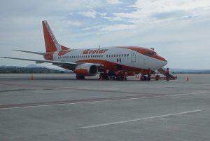 Aerolínea Avolar en el Aeropuerto de Querétaro