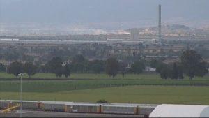Vista del Aeropuerto de Querétaro