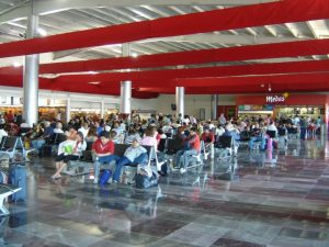 Instalaciones del Aeropuerto Internacional Lic. Adolfo López Mateos