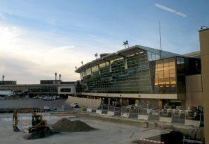 Airport Terminal, Calgary, AB