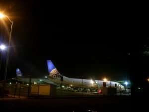 Continental Airline, Ponce Int. Airport