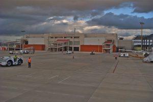 Terminal aéreo de Los Cabos - México