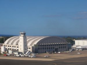 Rafael Hernandez International Airport Main Terminal