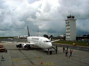 Torre de Control Aeropuerto Internacional de Mérida