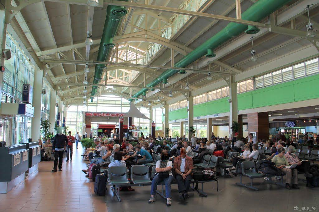 Aeropuerto Internacional de La Romana (LRM) - Aeropuertos.Net