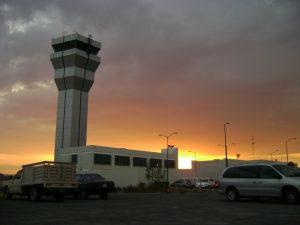 Torre de control del Aeropuerto de Querétaro