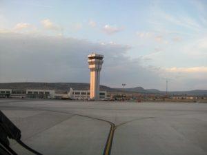 Torre de control del Aeropuerto de Querétaro (QRO)