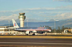 Aeropuerto Quito - American Airlines