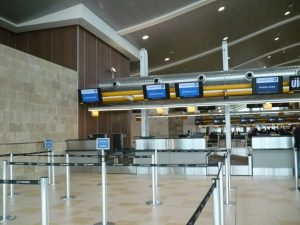 Aeropuerto de Quito Check-In Internacional