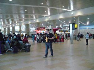 Aeropuerto de Quito salidas nacionales