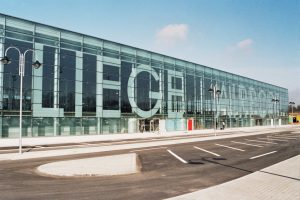 Aeropuerto de Lieja - Autor