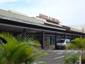 Aeropuerto Internacional de Tahiti Faaa