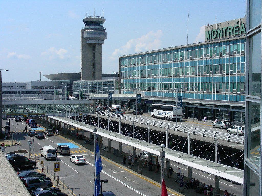 Aeroporto Quebec : Aeropuerto internacional pierre elliott trudeau yul