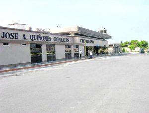 Aeropuerto José Quiñones de Chiclayo