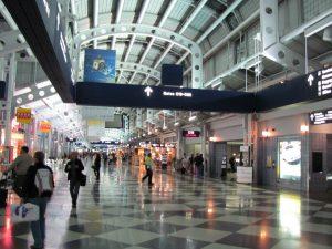 Aeroporto Internacional de Chicago - O'Hare