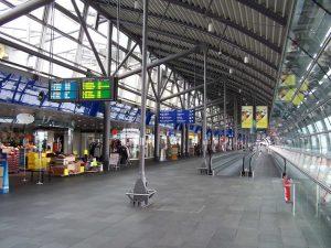 Flughafen Halle-Leipzig