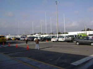 Parking del Aeropuerto de Trujillo
