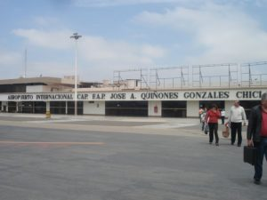 Aeropuerto Internacional de Chiclayo