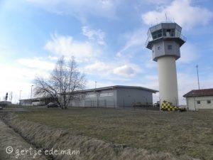 Airport Flughafen Altenburg