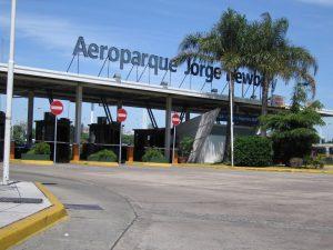 Aeroparque-Jorge-Newbery - Autor