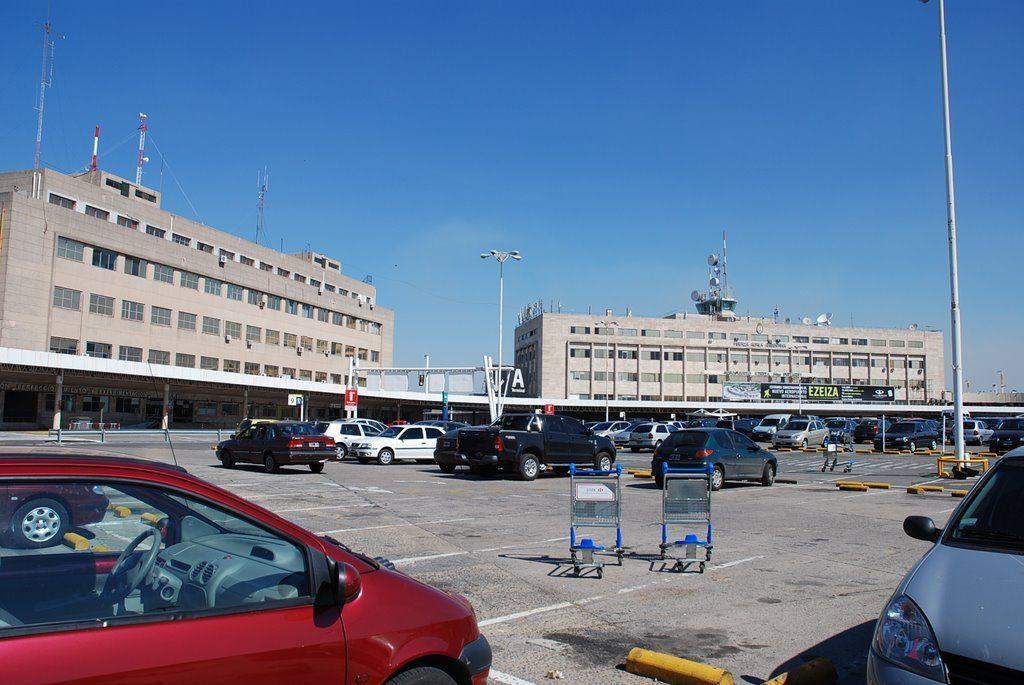 Aeropuerto Internacional Ministro Pistarini De Ezeiza Eze