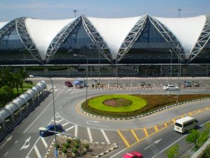 Aeropuerto Internacional de Bangkok Suvarnabhumi