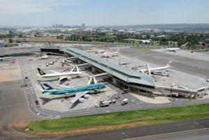 Aeropuerto Internacional de Johannesburgo