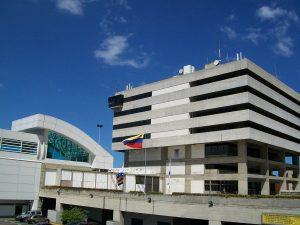 Aeropuerto Internacional de Maiquetia - Autor