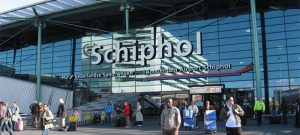 Aeropuerto de Amsterdam-Schiphol