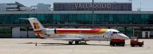 Aeropuerto de Valladolid Villanubla