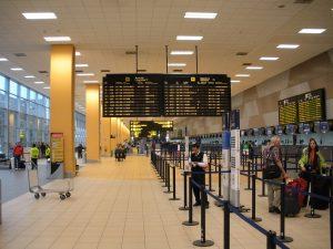 Instalaciones del Aeropuerto Internacional Jorge Chávez