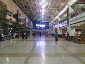 Instalaciones del Aeropuerto de Maiquetía - Autor