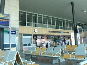 Instalaciones del Aeropuerto de Valladolid