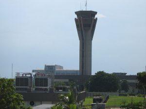 Torre de control del Aeropuerto de La Habana