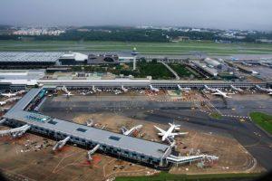 Aeropuerto De Singapur