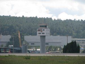 Torre de control Vigo