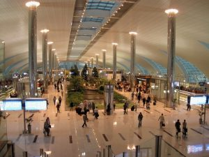 Emirates Terminal 3 - Dubai International Airport