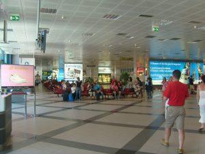 Instalaciones del Aeropuerto de Palermo
