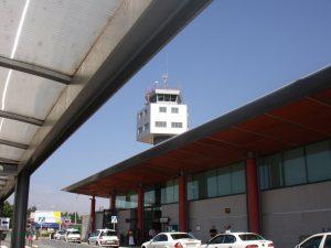 vista Aeroporto Peinador Vigo