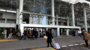 Instalaciones del Aeropuerto de Capodichino