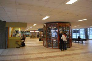 Tiendas en el Aeropuerto de Cusco