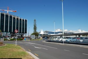 Aeropuerto de Auckland