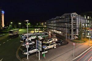 Transporte e instalaciones del Aeropuerto de Hanóver