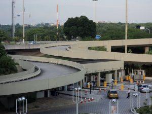 Transporte y desplazamiento en Galeão - Autor
