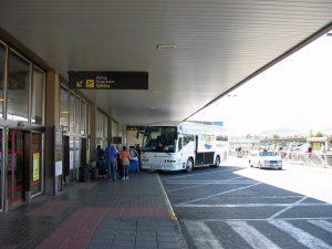 Transporte en el Aeropuerto Gran Canaria