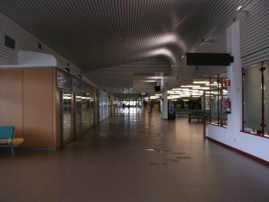 Terminal aéreo de Vitoria
