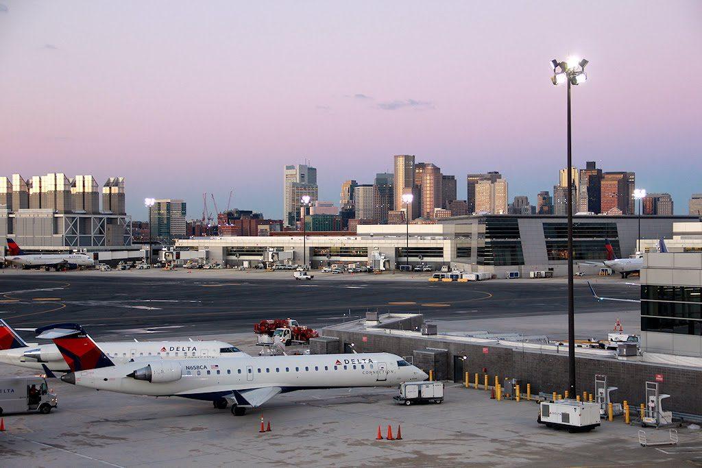 Aeropuerto Internacional Logan (BOS) - Aeropuertos.Net