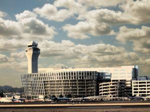 Aeropuerto Internacional de Portland